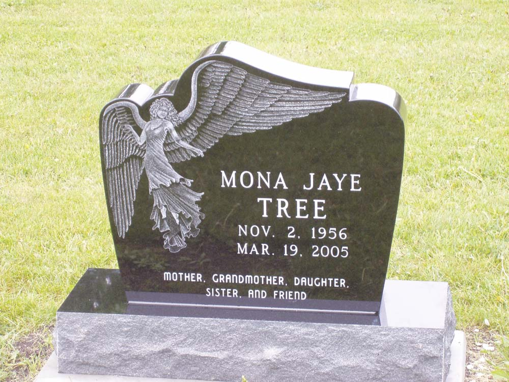 brewer bouchey, michigan monuments, headstones